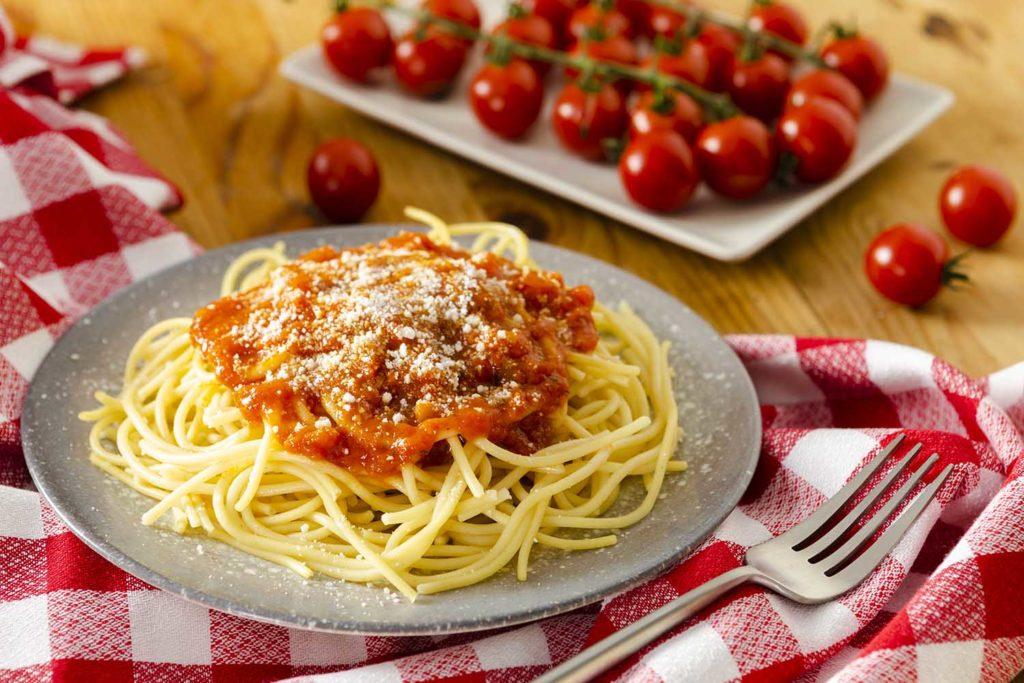 Espagueti: día mundial de la pasta