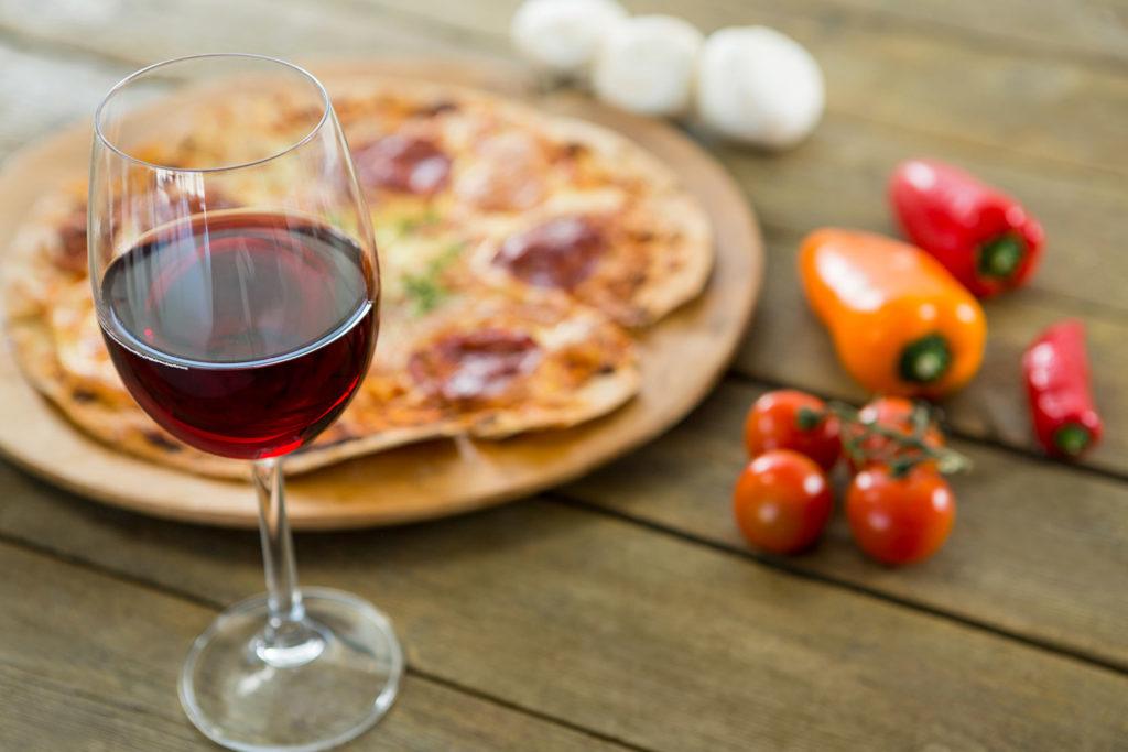 Vino: restaurante italiano en León