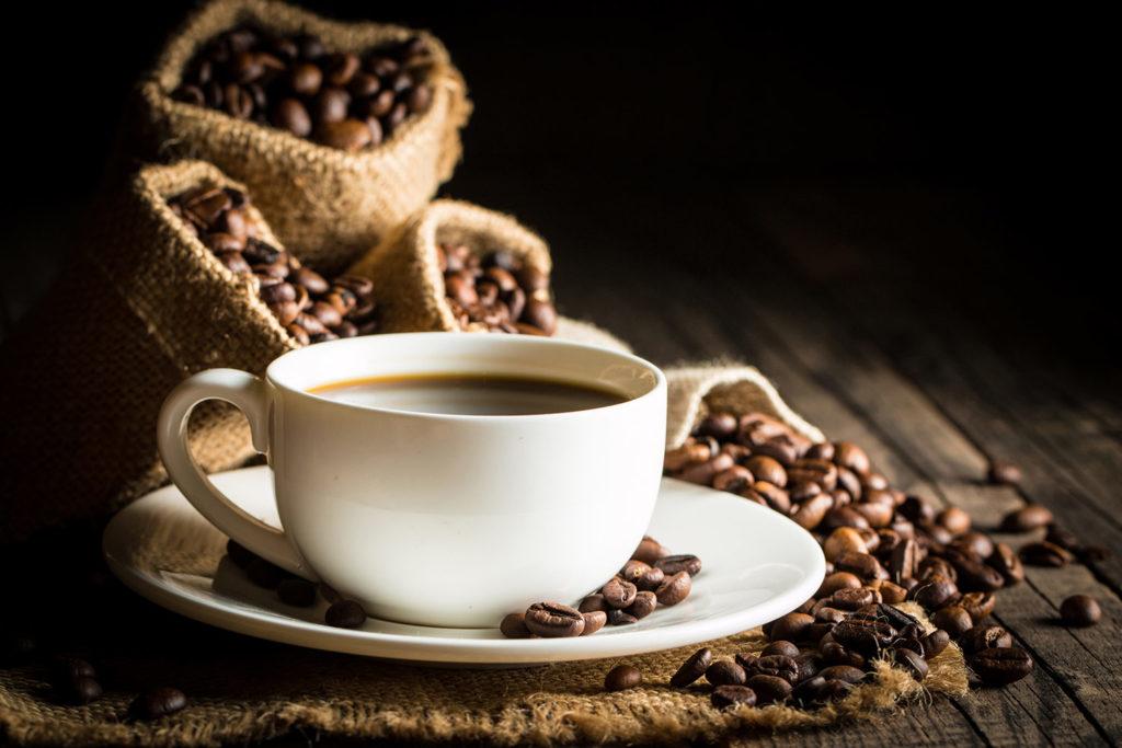 Bebidas típicas italianas: café