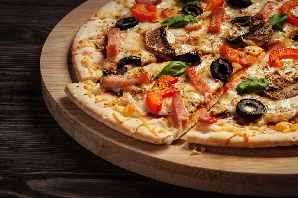 Piccola Stanza: pizza italiana