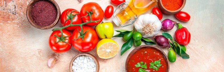 Salsas italianas para la pasta