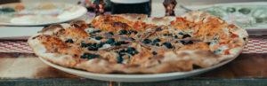 Las saludables propiedades de la masa de pizza