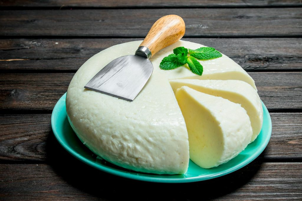 Piccola: queso oveja para pizza