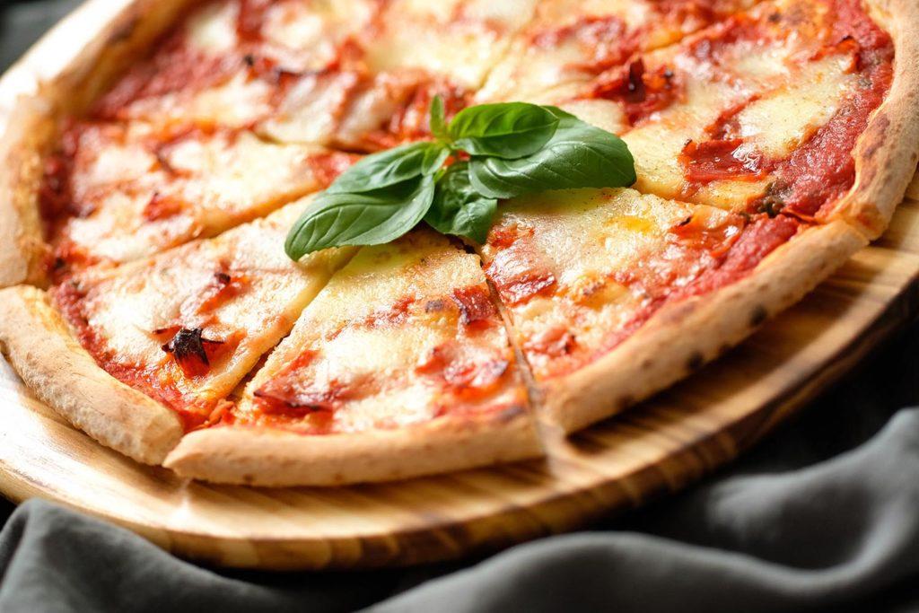 Cuándo se inventó la pizza