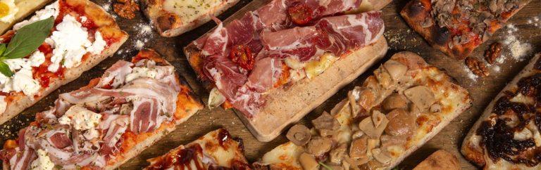 Variedades de pizzas raras en el mundo