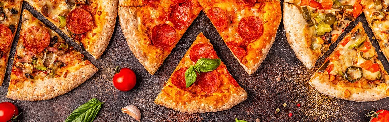 Los diferentes tipos de masas para pizza que existen