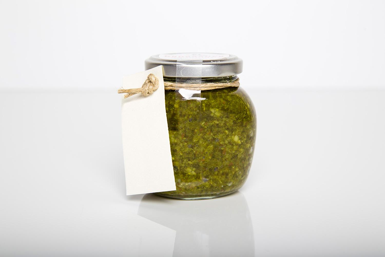 Piccola Stanza: receta de la salsa pesto