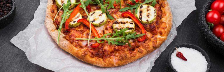 Consumo de pizza en el mundo