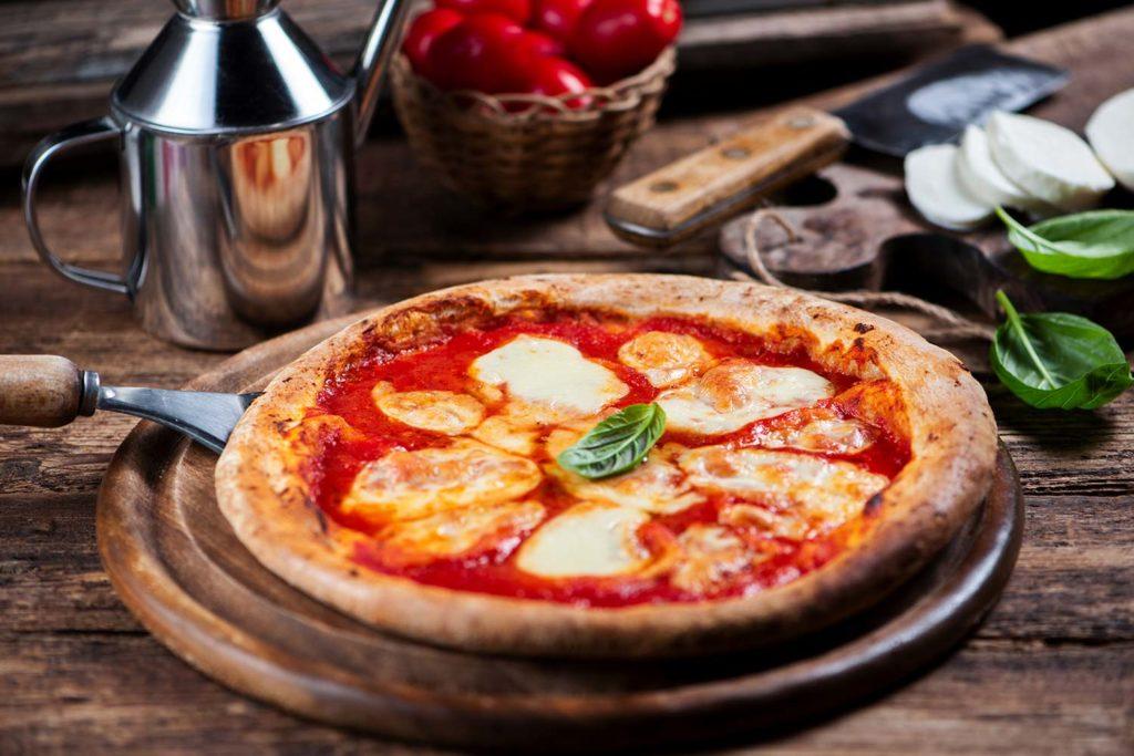 Piccola Stanza: record consumo de pizza en el mundo