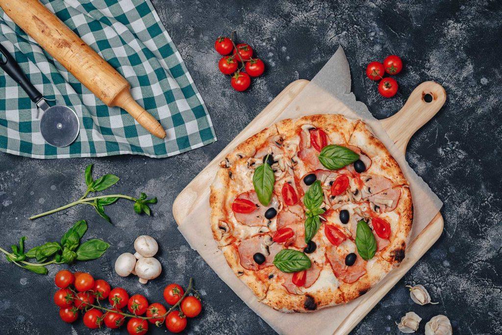 Piccola Stanza: pizza en el cine