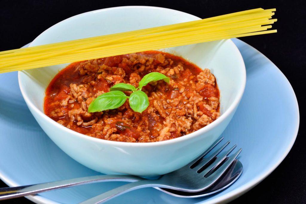 Piccola Stanza: salsa boloñesa