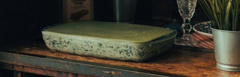 Lasaña de Espinacas y Ricotta – Lasaña Verdi